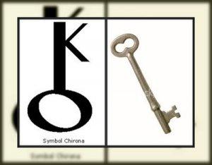 chiron-and-key